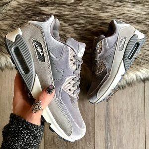 Nike Shoes | Air Max 95 Lx Velvet Sneakers Brand New | Poshmark